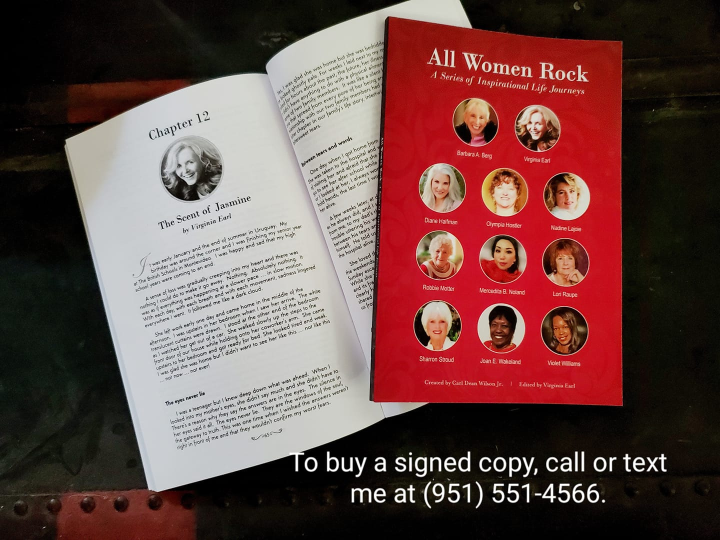 All Women Rock, Open Book